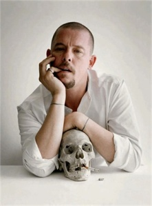 alexander mcqueen and skull