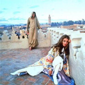morocco rooftop