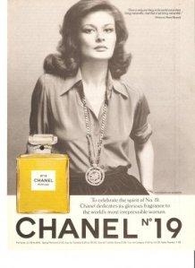 chanel no 19 perfume