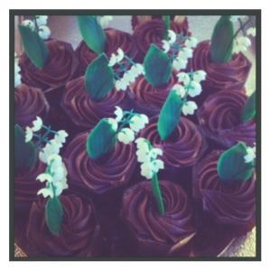 lily cake 1