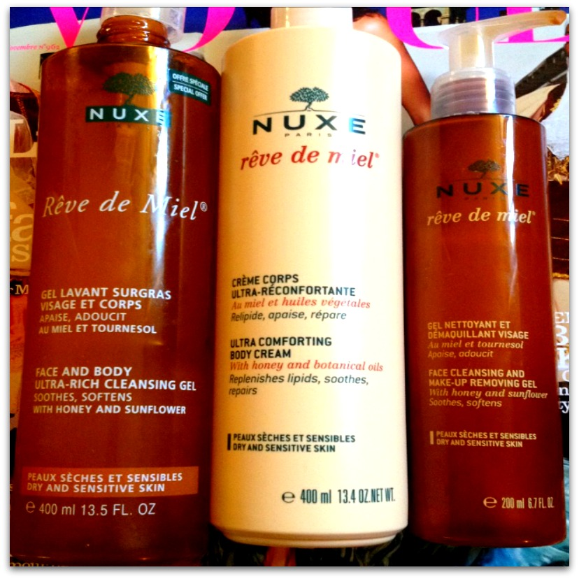 competitive price 3ebe3 266a8 Favourite French Things   French Pharmacy   Nuxe Rêve de Miel  Just Like  Honey   Megan In Sainte Maxime
