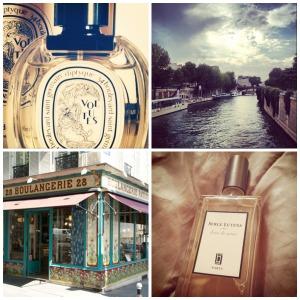 Paris perfumes 1