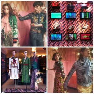 Gucci Collage