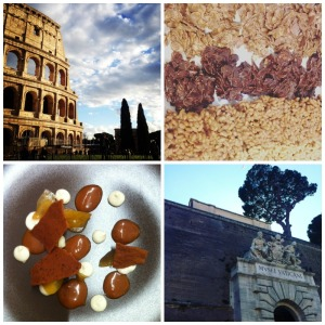 Rome Collage