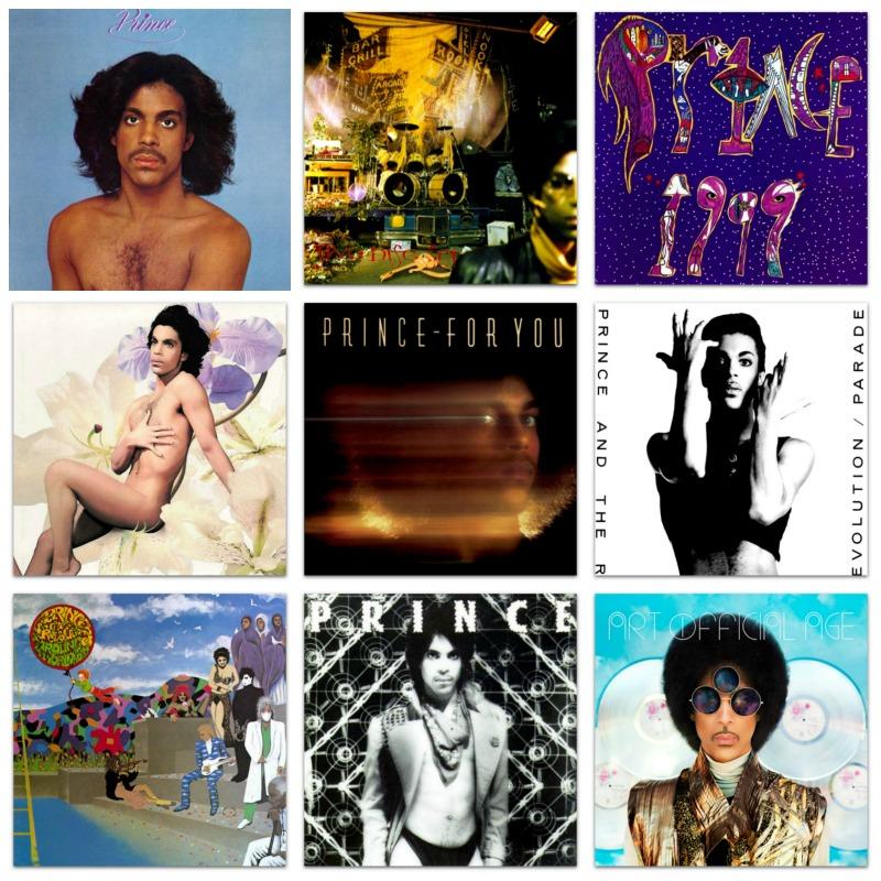 Prince lovesexy album cover