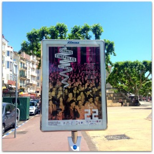 Cannes Poster Megan In Sainte Maxime