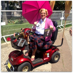 Mrs Doubtfire Megan In Sainte Maxime