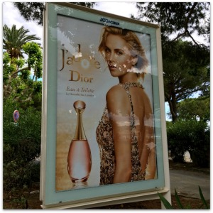 Charlize for Dior Megan In Sainte Maxime