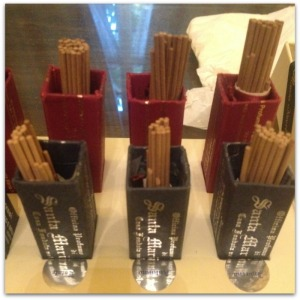 Santa Maria Novella Incense - Megan In Sainte Maxime