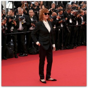 Susan Sarandon Cannes Blog