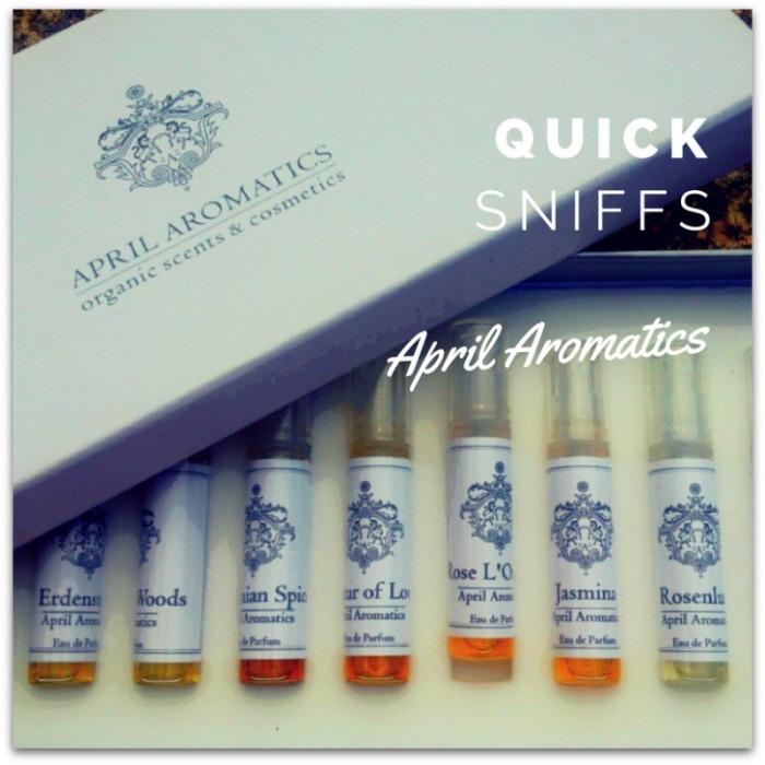 April Aromatics Cover Megan In Sainte Maxime