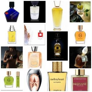 Favourite Perfumes 2016