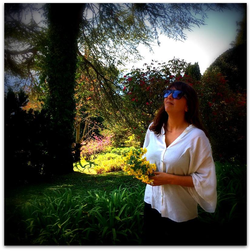 Me in Gardens blog