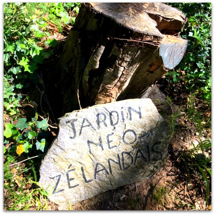jardin Neo Zelandais Megan in Sainte Maxime
