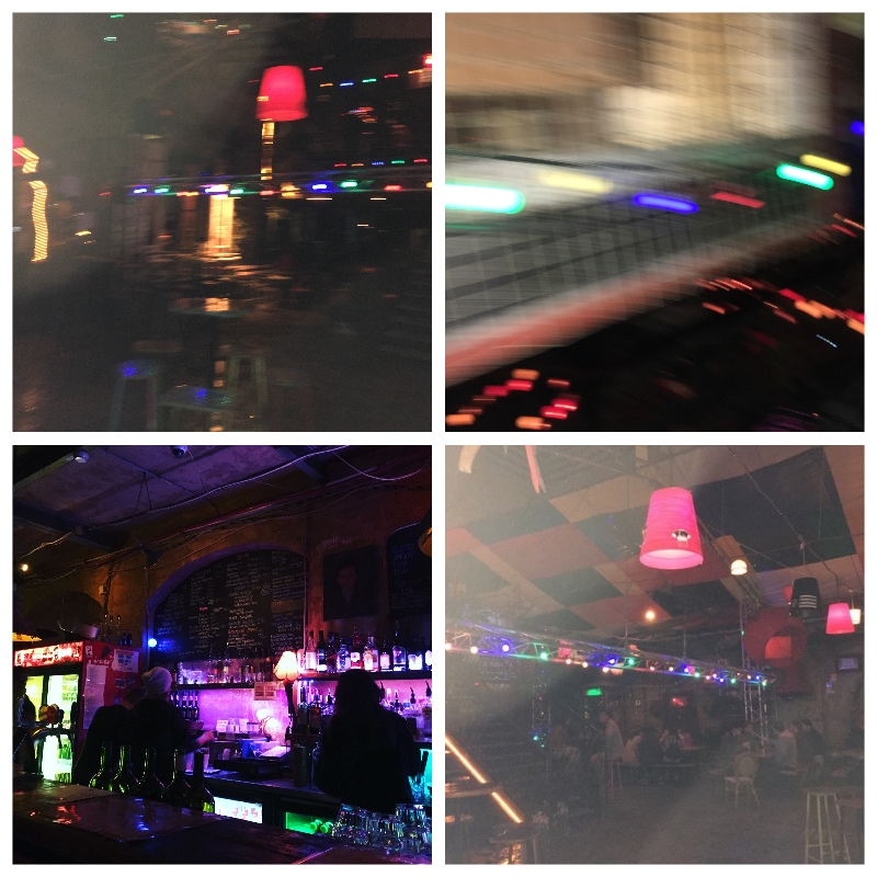 Budapest Bar Collage