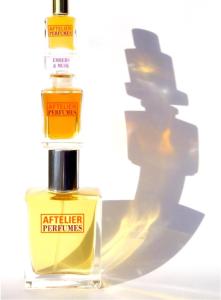 Embers & Musk Aftelier Perfume - Megan In Sainte Maxime